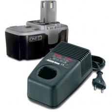 Зарядное устройство для аккумулятора Ryobi BCP 18172 SM + ЗУ
