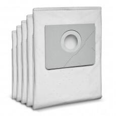 Набор мешков, флис 25 л. 5 шт. для пылесоса