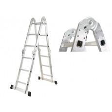 Лестница многофункциональная алюминиевая 360 см 10,5 кг STARTUL (ST9732-03)