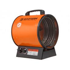 Электрокалорифер(тепловая пушка) Ecoterm EHR-06/3C