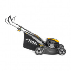 Бензиновая самоходная газонокосилка STIGA Twinclip 50 S
