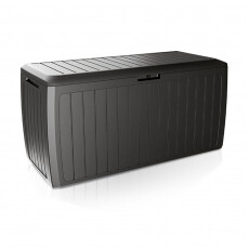 Сундук пластиковый BOXE BOARD, коричневый