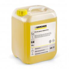 Средство для устранения масляно-жировых загрязнений Karcher RM 31, 10 литров