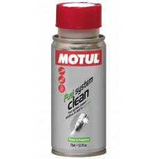Присадка-очиститель Motul FUEL SYST CLEAN SCOOTER топливной системы скутеров, 0,75 мл