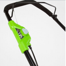 Газонокосилка аккумуляторная GreenWorks G40LM45 45см 40 В