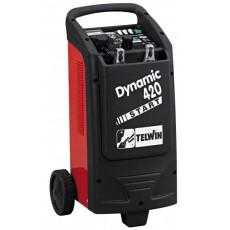 Зарядное устройство для аккумулятора Telwin Dynamic 420 Start