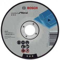 Отрезной круг Bosch МЕТАЛЛ 115Х1.6 ММ SfM. прямой