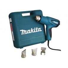 Термовоздуходувка MAKITA HG 5012 K + набор сопл