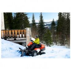 Садовый мини-трактор Husqvarna P 524