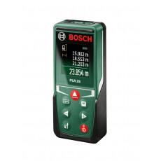 Лазерный Дальномер Bosch PLR 25 в кор.