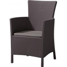 Кресло KETER Montana (Iowa), коричневый