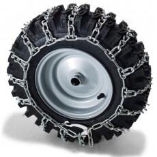 Цепи на колеса для подметальной машины Daewoo Power DASС 200