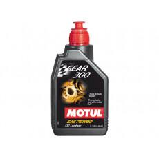 Масло Motul GEAR 300 75W90 1л