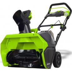 Снегоуборщик Аккумуляторный GreenWorks GD40SB 40 В