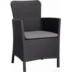 Кресло Keter Miami DС (коричневый)