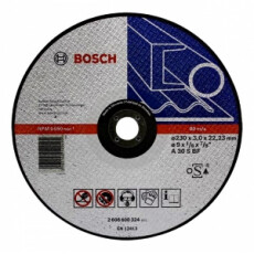 Отрезной круг Bosch МЕТАЛЛ 230х3мм SfM. прямой