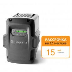 Аккумулятор Husqvarna Li-ion BLi10 (36 В/2 А.ч) Consumer series