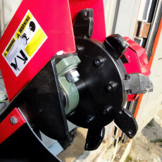 Измельчитель пней бензиновый ZIGZAG GG 15