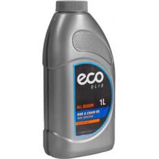 Масло для смазки пильных цепей ECO 1л