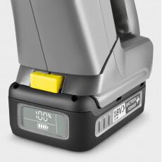 Ручной аккумуляторный пылесос Karcher HV 1/1 Bp Fs *INT
