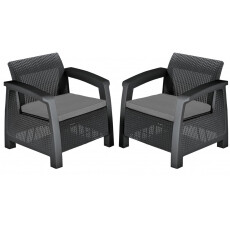 Комплект мебели KETER Bahamas Duo Set