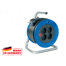Удлинитель на катушке 15 м 4 розетки 3,5 кВт BRENNENSTUHL Garant Compact (1079180004)