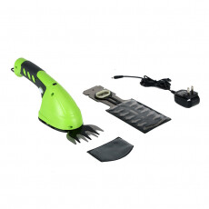 Ножницы-кусторез аккумуляторные садовые GreenWorks 3,6В