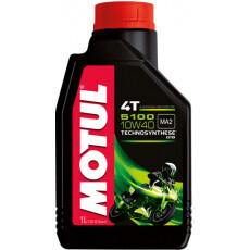 Моторное масло Motul 5100 4T 10W40 1л