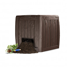 Компостер KETER Deco Composter 340l