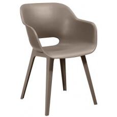 Стул Akola cup chair, капучино