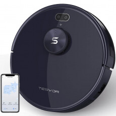 Аккумуляторный робот-пылесос Tesvor S6