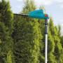 Высоторез+ножницы для живой изгороди аккумуляторные телескопические Gardena TCS Li 18/20 c АБ и ЗУ