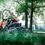 Садовый мини-трактор Husqvarna P 525D