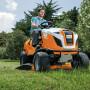 Садовый мини-трактор STIHL RT 4097 SX