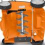 Аэратор-скарификатор электрический DAEWOO DSC 1500E