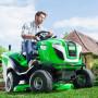 Садовый мини-трактор VIKING MT 6112.1 ZL