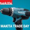 Makita Trade Day в магазинах «Удачник» в феврале