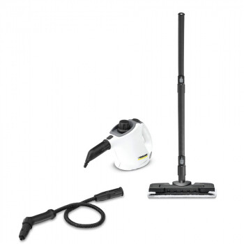 Пароочиститель KARCHER SC 1 Premium+ Floor Kit
