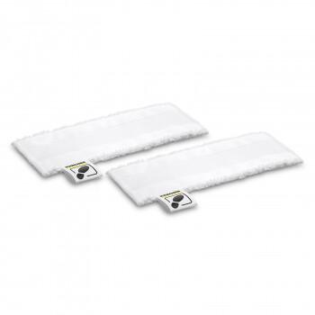 Комплект салфеток для пола Steam+Clean Floor для пароочистителей Karcher (2.863-020.0)