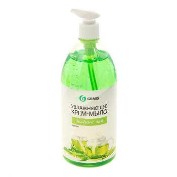 """Мыло жидкое для рук GraSS """"Milana"""" (зеленый чай), 1л."""