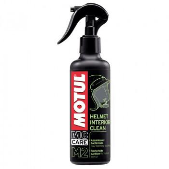 Средство Motul M2 HELMET INTERIOR CLEAN для очистки внутренней поверхности шлема, 250 мл