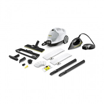Пароочиститель Karcher SC 4 EasyFix Premium Iron Kit (white) * EU