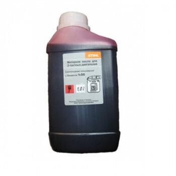 Моторное масло 2-х тактное 1 л Stihl