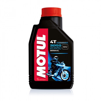 Масло  моторное Motul 3000 20W50 4T 1л