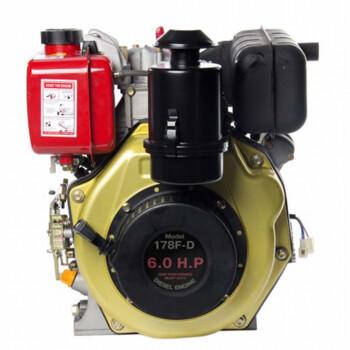 Двигатель Zigzag SR178FD