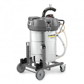 Пылесос для сбора жидкостей и стружки Karcher IVR-L 100/24-2 Tc Me Dp