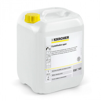 Средство для кристаллизации Karcher RM 749, 10 л