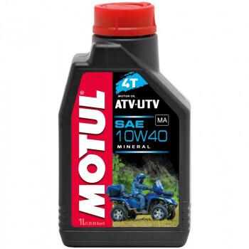 Масло Motul ATV-UTV 4T 10W40 1л