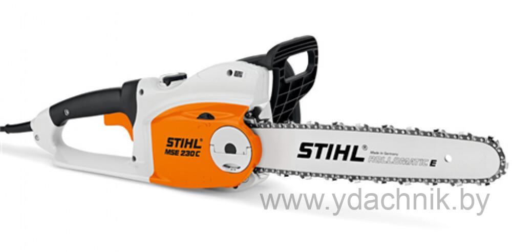 Электропила Stihl MSE230 C-BQ