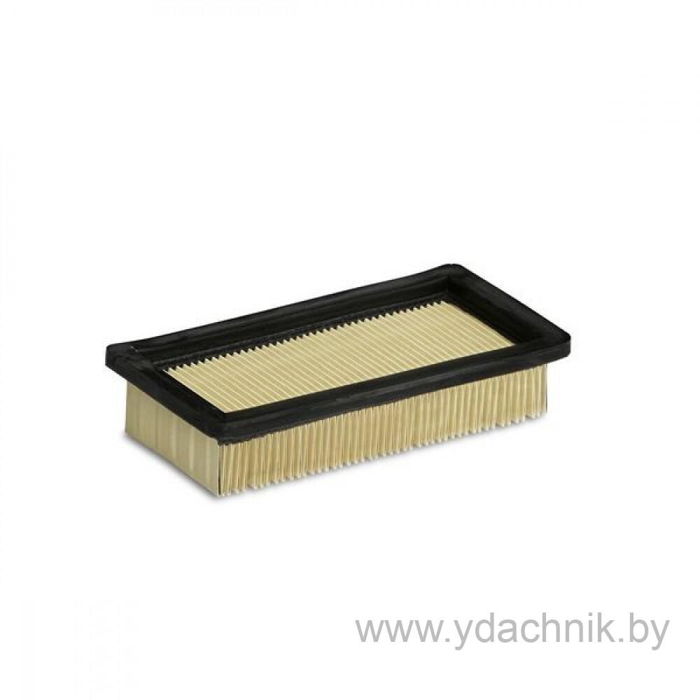 Плоский складчатый фильтр с нанопокрытием KARCHER (6.414-971.0)
